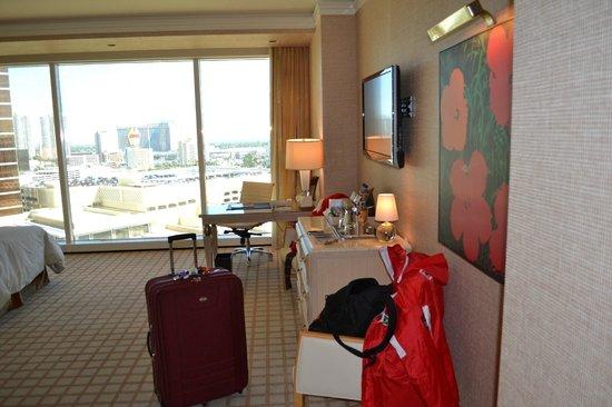 Wynn Las Vegas: suite