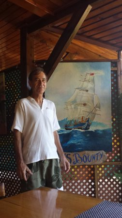 Pension Bounty : Alain