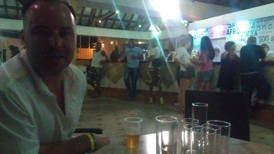 Allegro Palma Real: Main lobby bar
