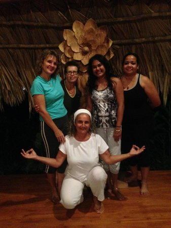 Thou Art Yoga: Still blissing from the glow of healing