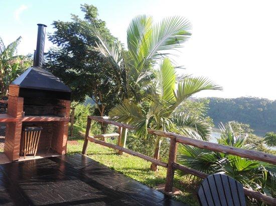 Costa del Sol Iguazu: vista desde el deck