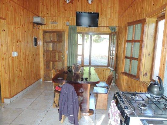 Costa del Sol Iguazu: cocina comedor