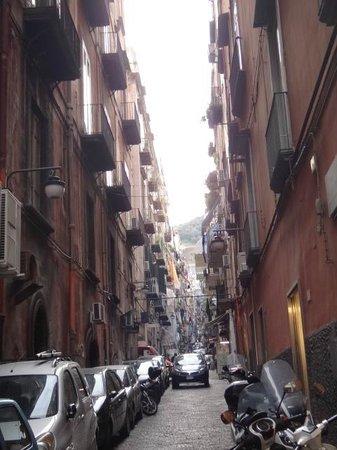 Hotel Il Convento: Streets surrounding the Hotel