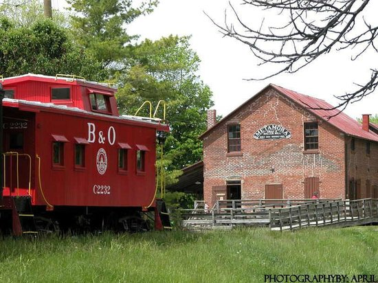Connersville, IN: Whitewater Valley Railroad to Metamora