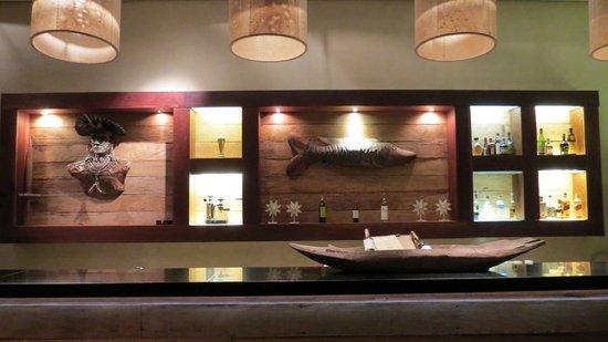 Resort La Torre: Bar Lounge, um lugar aconchegante.