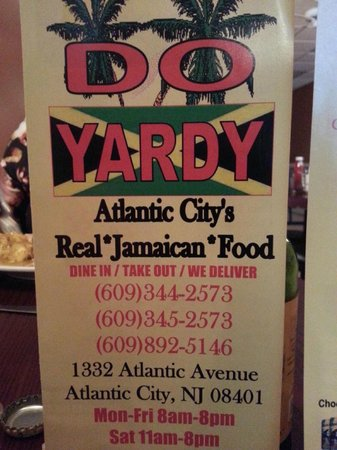 Yardy Real Jamaican Food II