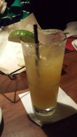 J Mark's Restaurant & Bar: Mango Margarita was really good