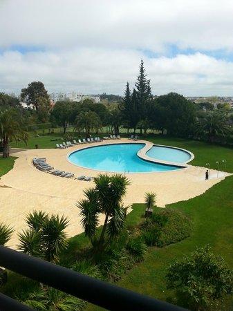 Evora Hotel: Que bom acordar com esta vista!