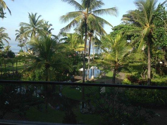 The Seminyak Beach Resort & Spa : Courtyard