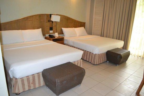 Amorita Resort: chambre