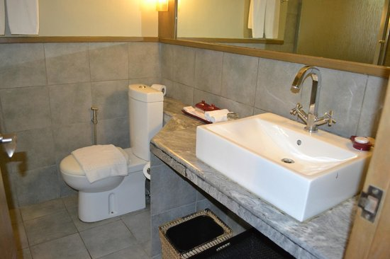 Amorita Resort: salle de bains