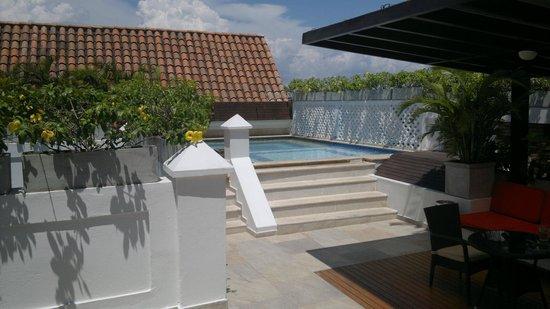Casa Canabal Hotel Boutique: terraza