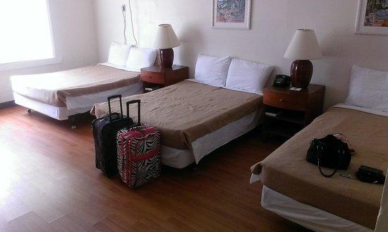 Venezia Hotel: 3 Beds