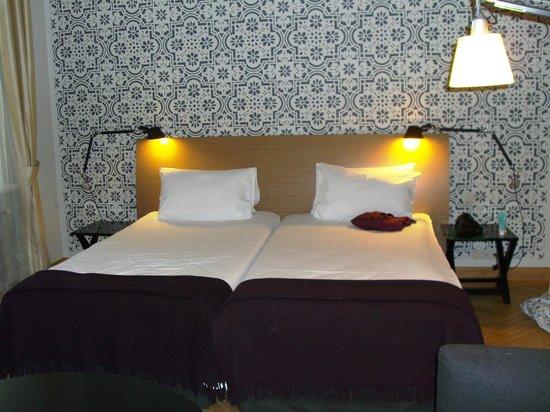 Neiburgs Hotel : Sovplats