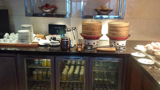 Shanghai Marriott Hotel City Centre: Breakfast - Asian