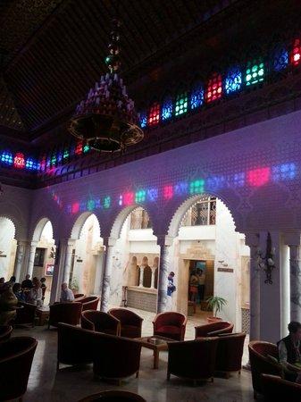 Hôtel Riviera Resort : Lobby.