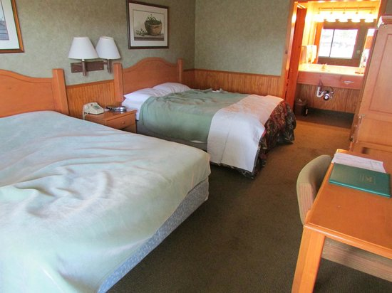 Poulsbo Inn : room #63-A
