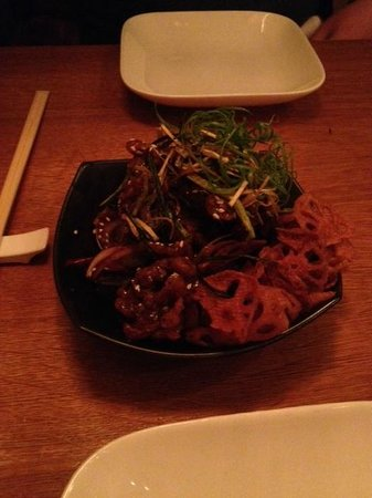 Crispy Beef Killer Picture Of Red Farm New York City