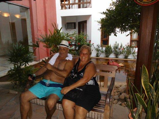 Resort La Torre: En la recepción