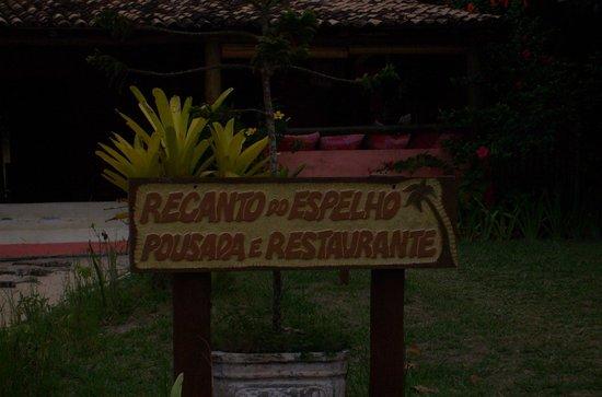 Hotel e Restaurante Recanto do Espelho