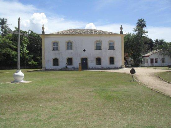 Museu de Porto Seguro: museu.. falta de mais zelo pela historia..