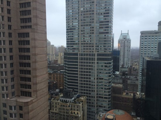 New York Hilton Midtown: One view