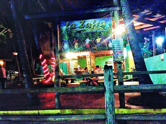 La Zafra : Entrance