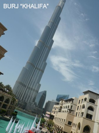 Burj Khalifa: maravilla moderna