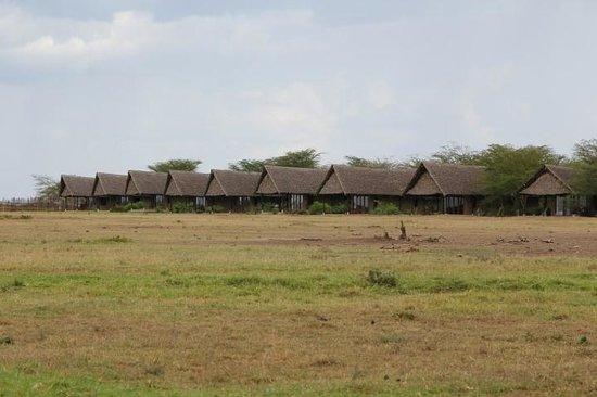 Sweetwaters Serena Camp: New wing of tents