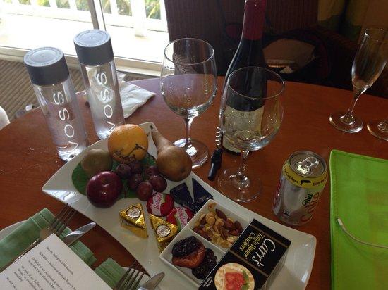 Hyatt Regency Aruba Resort and Casino: I love amenities!