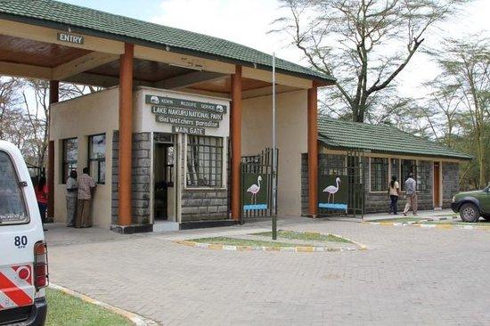 Sarova Lion Hill Game Lodge: Inside the park