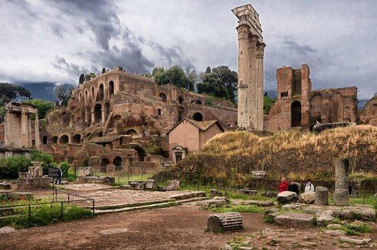Ancient Rome: Roman Forum
