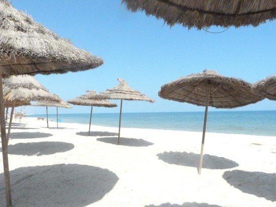Iberostar Diar El Andalous : beach