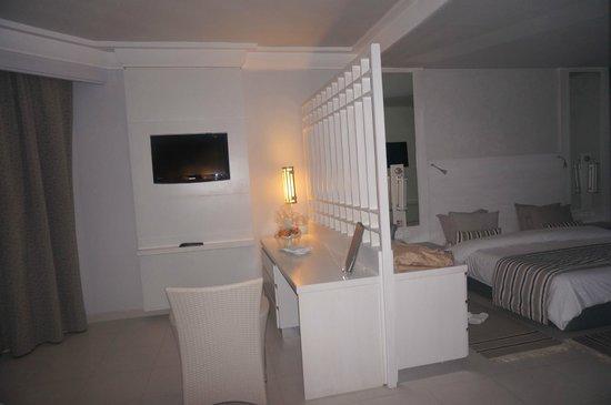 Djerba Plaza Hotel & Spa: Great Studio for 4 persons