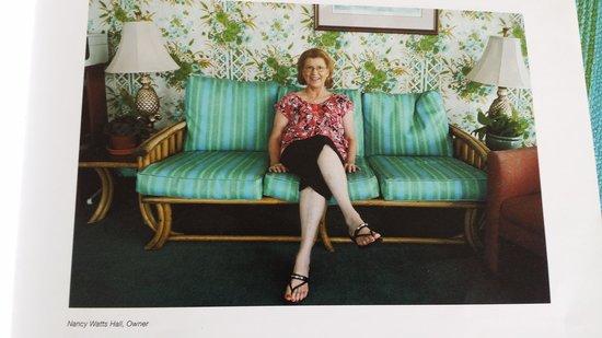 Waikiki Village : Nancy the Great