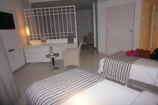 Djerba Plaza Hotel & Spa : Great Studio for 4 persons