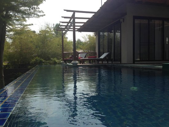 The Briza Beach Resort Samui : Our Pool Villa 301