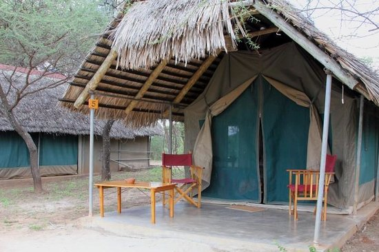 Tarangire Safari Lodge: Tent 5