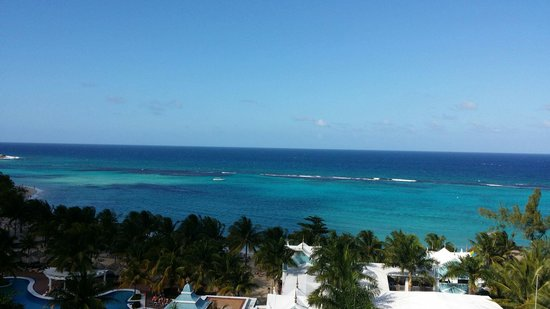 ClubHotel Riu Ocho Rios: View from my suite:)