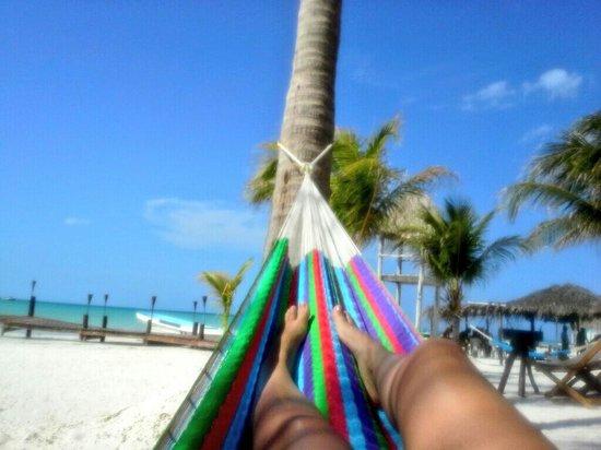 Amaité Hotel & Spa: Beach Hammock.