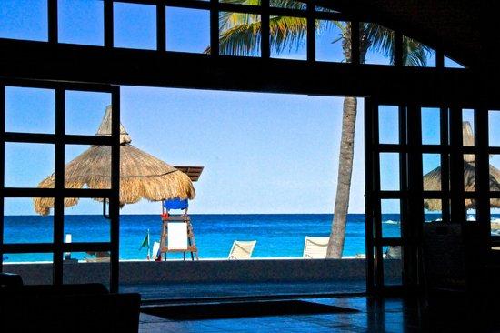 Club Med Cancun Yucatan : Bar view
