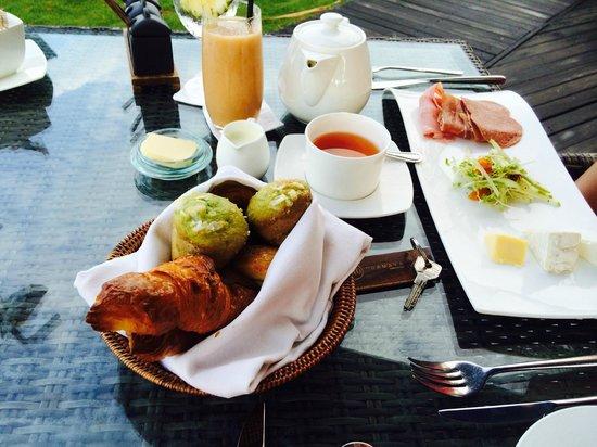 The Samaya Bali Seminyak : A Scrumptious breakfast