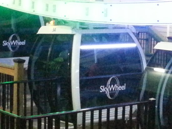 Myrtle Beach SkyWheel : Skwheel capsule