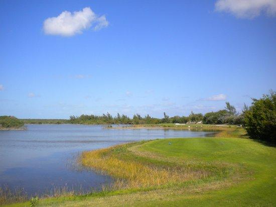 Sandals Emerald Bay Golf, Tennis and Spa Resort : Tee Box #4