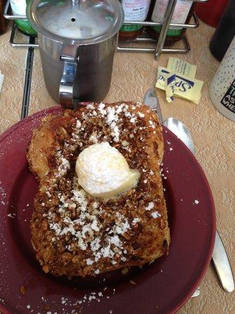 Wild Wood Cafe: OMG