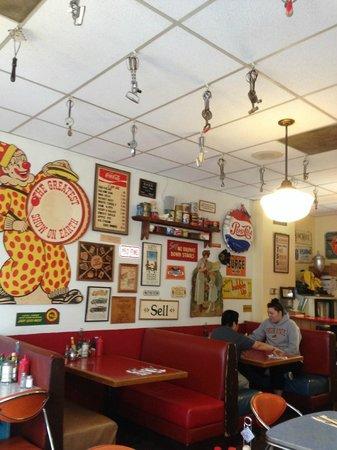 Wild Wood Cafe: Just Fun Inside