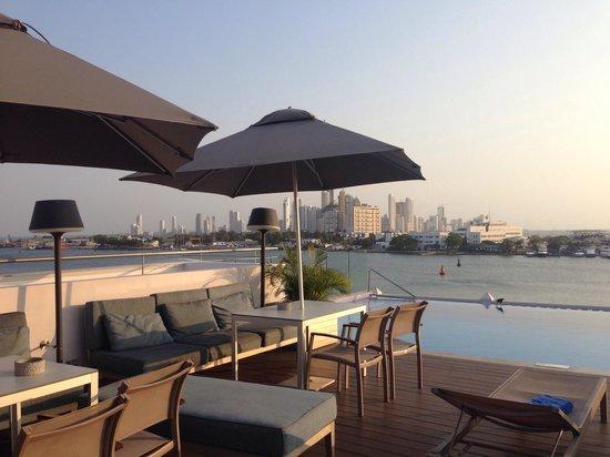 Allure Chocolat Hotel By Karisma Hotels & Resorts : Tarde en la piscina...