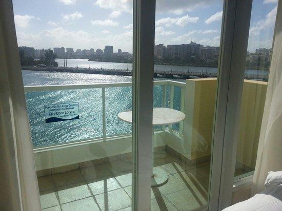 Caribe Hilton San Juan: Room from Villas