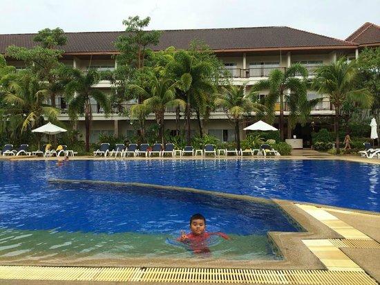 Swiming Pool On The Hill Picture Of Centara Karon Resort Phuket
