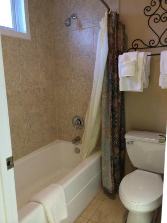 Casa Ojai Inn: clean bathroom